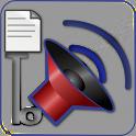 Pdf to Speech Pro icon