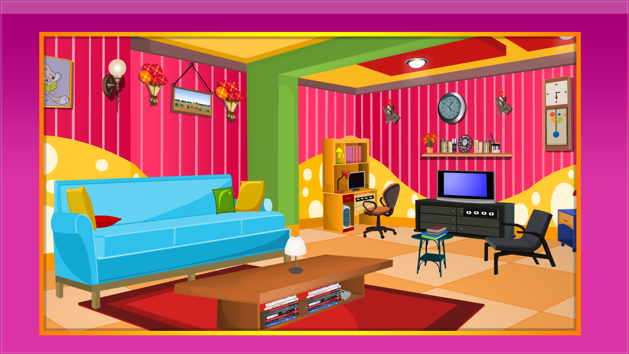 Pink living room escape android apps on google play for Living room 10 play