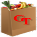 Grocery Tracker Shopping List logo
