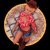 Farm Girl Jumping Game
