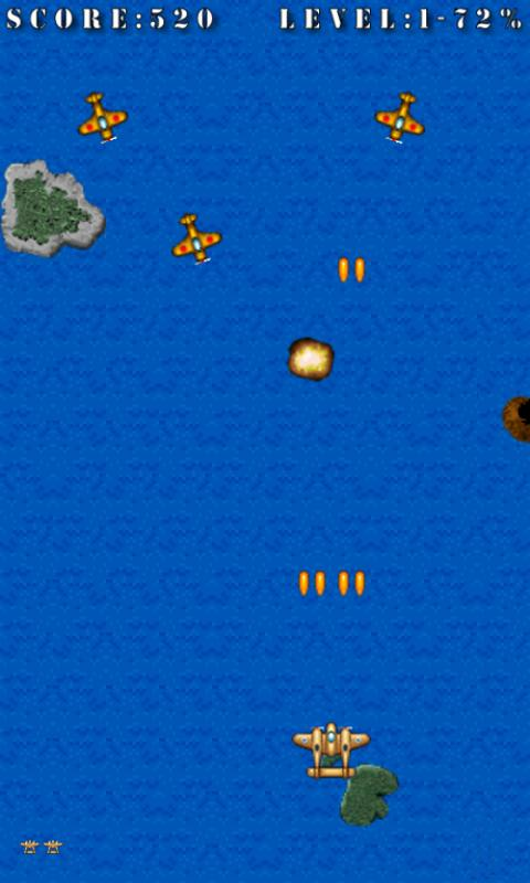 Pacific Wings- screenshot