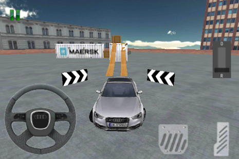 Speed Parking 5D- screenshot thumbnail