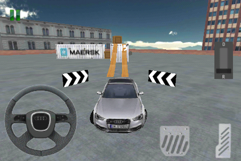 Speed Parking 5D- screenshot