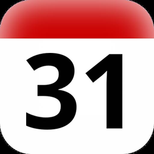 HU holidays calendar widget 工具 App LOGO-APP試玩