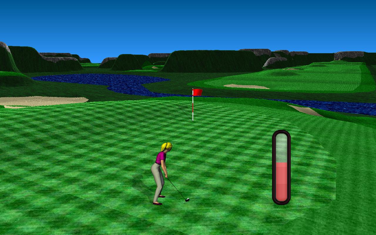 Par 72 Golf HD Lite - screenshot