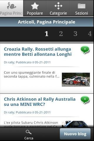 Rally.it - screenshot