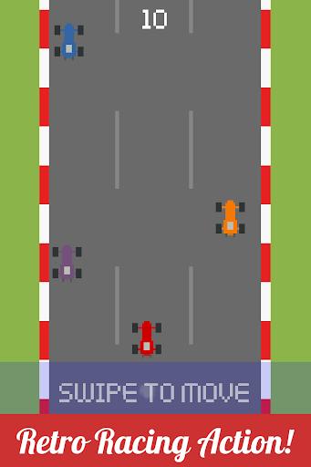 Retro Speed Racing