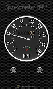 Speedometer FREE - screenshot thumbnail