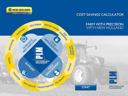New Holland PLM Calculator - screenshot thumbnail