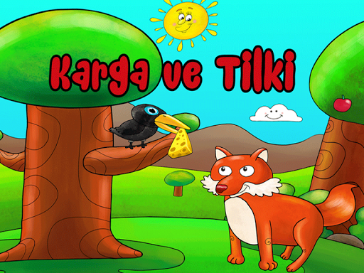 Turkcell Çocuk Karga ve Tilki