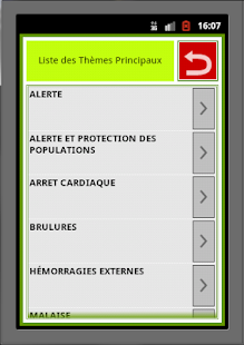 Fiches Secourisme PSC1- screenshot thumbnail