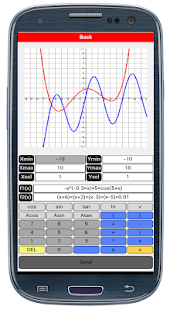 Maths calc/graph/table Pro Screenshot