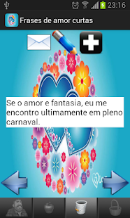 Frases amor curtas portugues - screenshot thumbnail