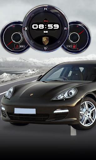 Porsche Panamera Cars HD LWP