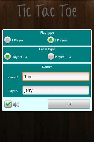 Tic Tac Toe 1.0.4 screenshots 1