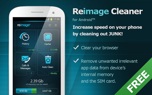 Reimage Cleaner
