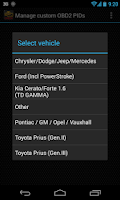 Screenshot of Advanced LT for KIA