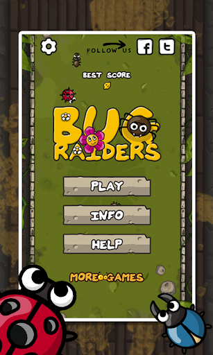 Bug Raiders FREE