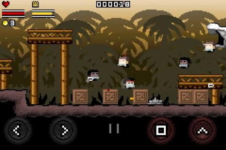 Gunslugs Screenshot