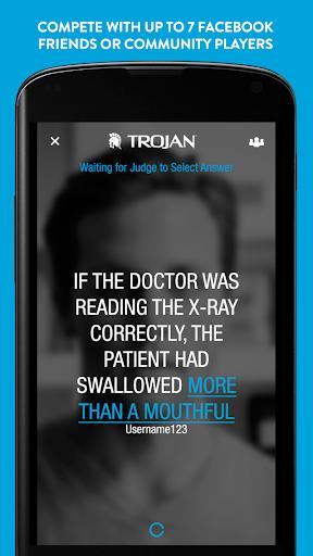 Trojan Show Me Yours App