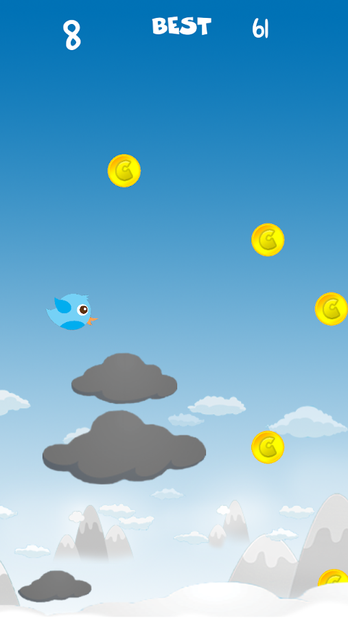 Flapling- screenshot