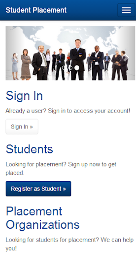 Student Placement