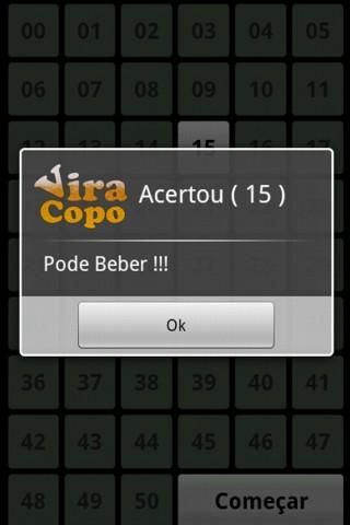 Vira Copo - screenshot