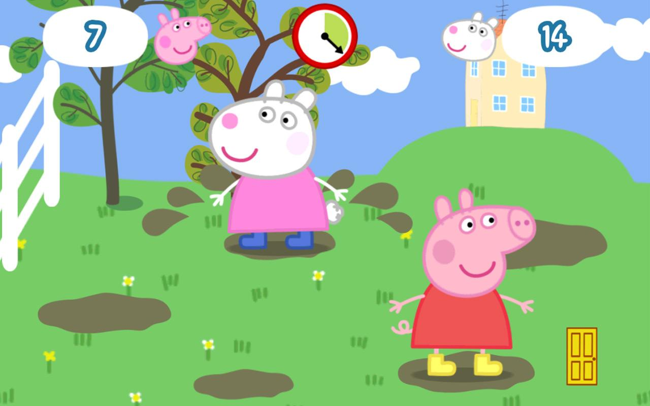Peppa Pig - Happy Mrs Chicken - screenshot