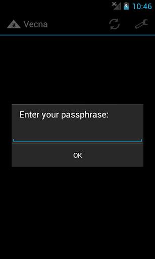 Vecna Password Manager  screenshots 5