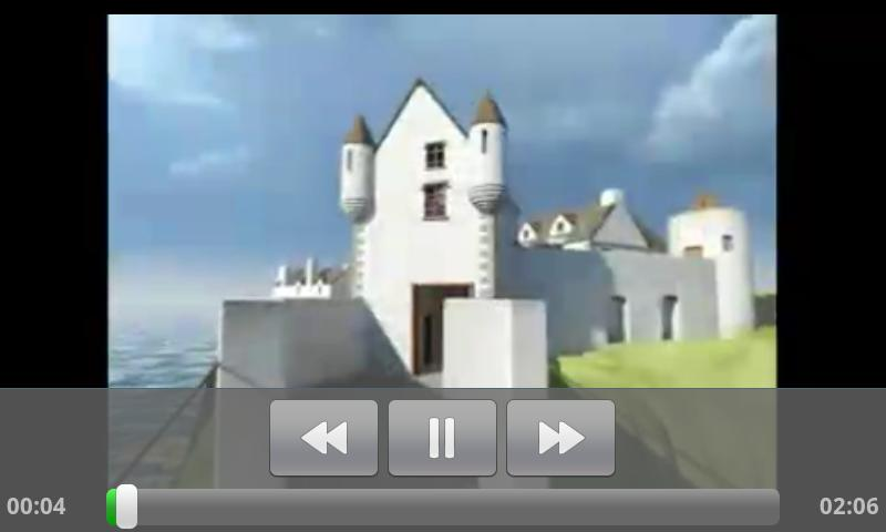 Dunluce Castle - Acoustiguide- screenshot