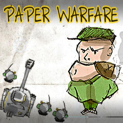 Paper Warfare Smasher LOGO-APP點子