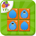 Kids Preschool Memory Game icon