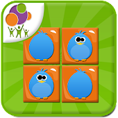 Kids Preschool Memory Game