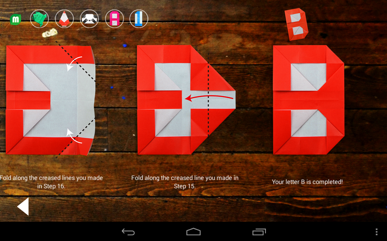 ABC Origami - Android Apps on Google Play - photo#49
