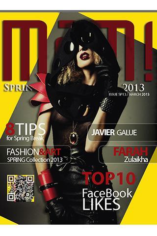 MAMi Magazine Spring 2013