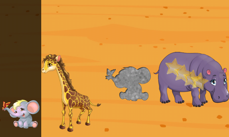 Animals for Toddlers and Kids- screenshot