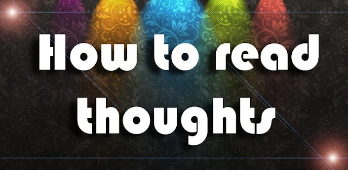 Скачать приложение Как читать мысли