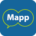 Mapp - Money Advice App icon