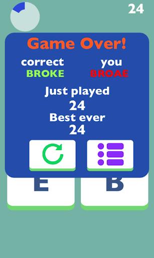 玩免費解謎APP 下載Spelling Rush - 拼写拉什 app不用錢 硬是要APP
