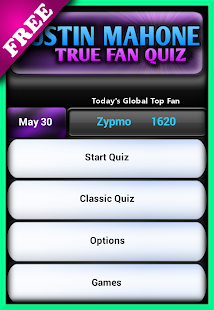 Fan Facts: Austin Mahone Quiz