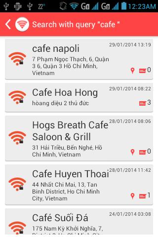 Find.Free.Wi-Fi - screenshot