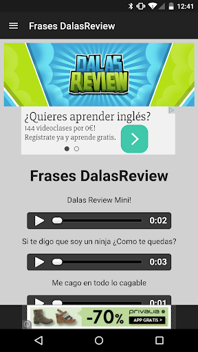 Frases DalasReview