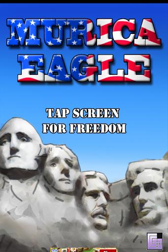 Murica Eagle Freedom Edition