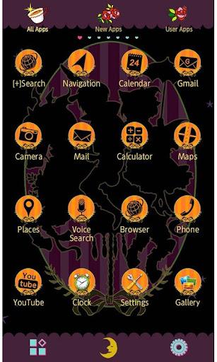 Alice's Halloween Wallpaper 1.0 Windows u7528 2