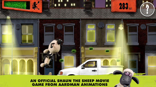 Shaun the Sheep - Shear Speed 1.6 screenshots 2