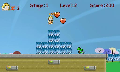 Princess Run для планшетов на Android