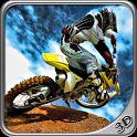 Moto Stunt biker/Hill Climbing icon