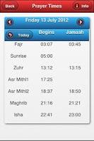 Screenshot of Ramadan Buddy