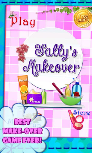 Sally's Makeover