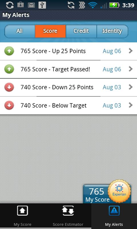 freecreditscore.com - screenshot